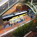 Mockingbird Station DART rail station Jan 26, 2011