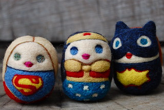 Superhero Girl Eggs | by asherjasper