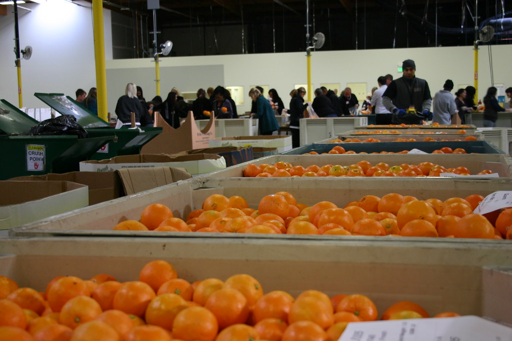 Community Food Bank In Exeter Ca