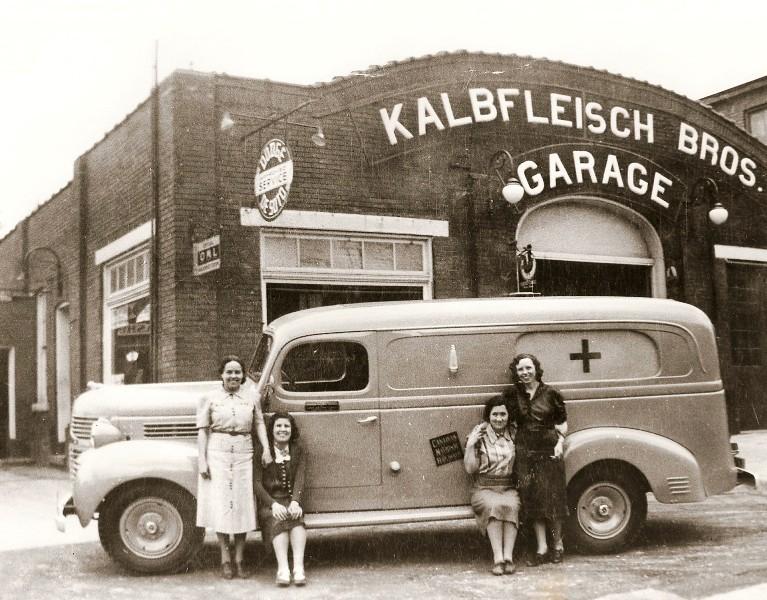 1940 Dodge Panel 1 Ton Ambulance This 1940 Dodge 1 Ton