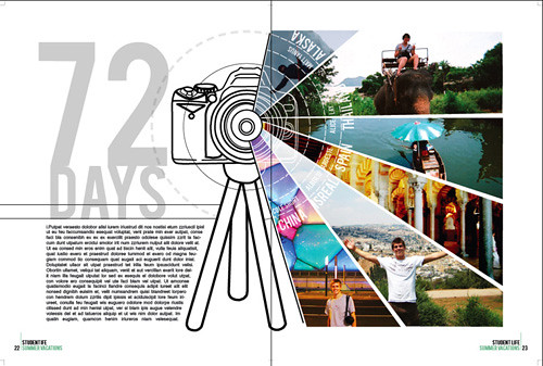 """3-Yearbook spread 