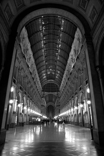 Milan - Vittorio Emanuele II Gallery | by freestyle17