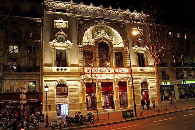 Boulevard saint martin paris france flickr photo - Theatre de la porte saint martin 75010 paris ...