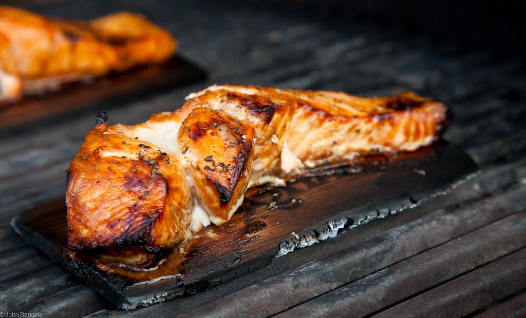 Whole Foods Cedar Plank Salmon