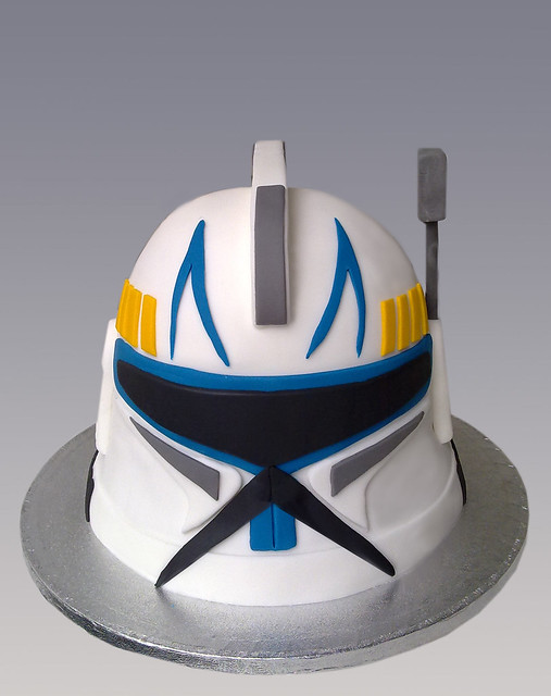 Clone Trooper Cake Shopping