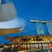 Marina Bay Sands & ArtScience Museum, Singapore