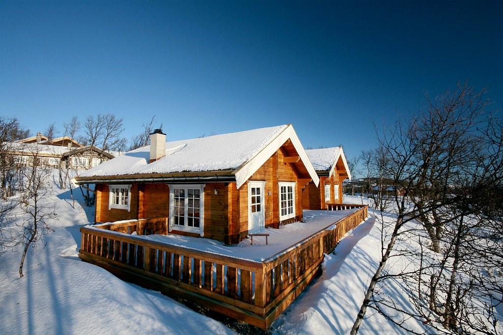 Houten huis chalet of vakantiewoning van rpm meer inform flickr - Meer mooie houten huizen ...