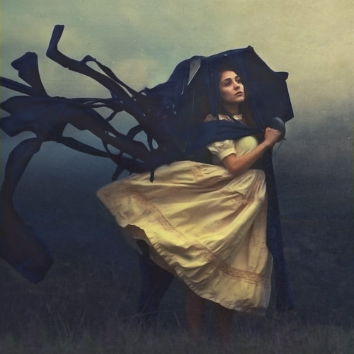 the day she made rain | by brookeshaden