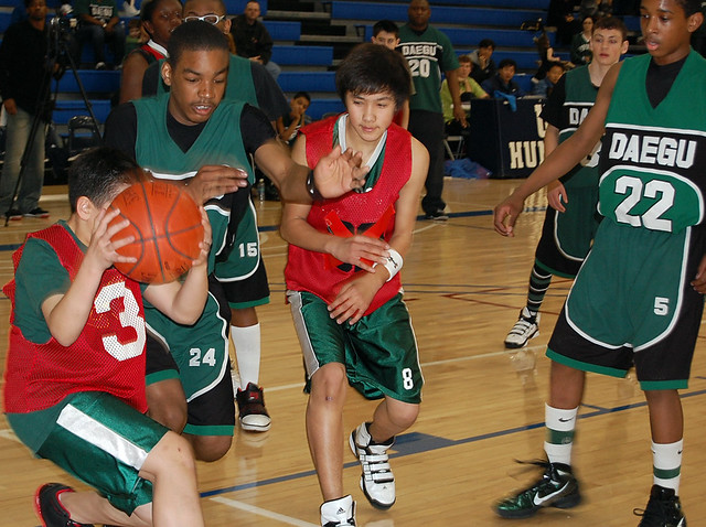 Youth Basketball Leagues Virginia Beach