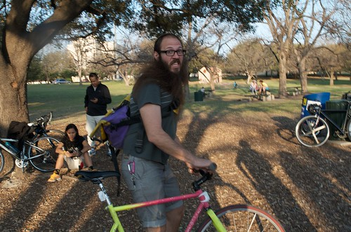 Mobile Social SXSW: Hirsute! | by Hugger Industries