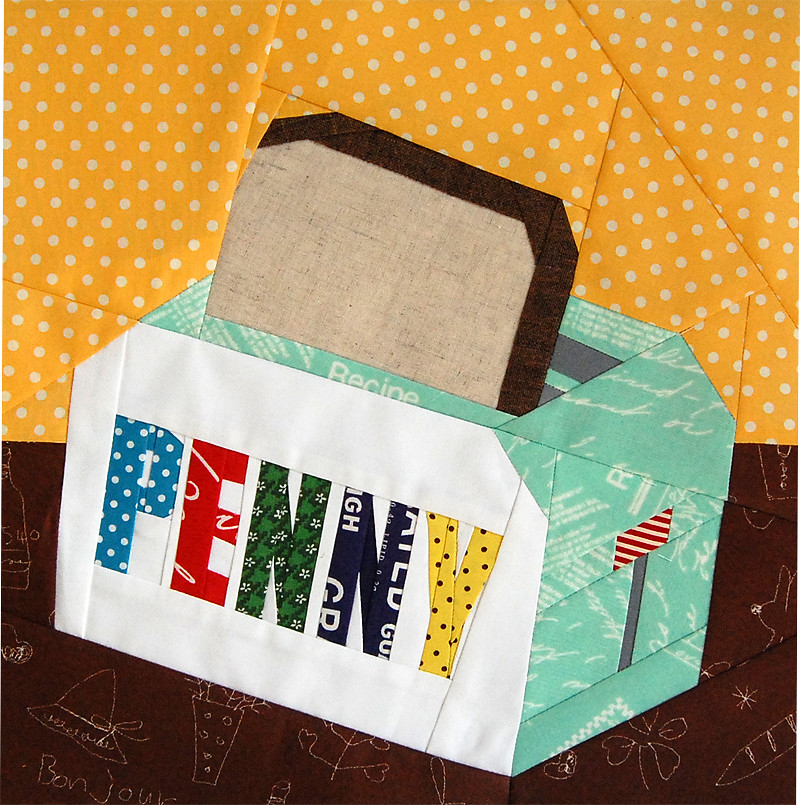 Kitchen Block for Penny ~ Ringo Pie ~ | In stead of ...