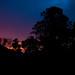 Sunset from Mt. Kinabalu