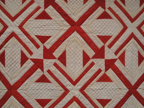 Infinite Variety: Three Centuries of Red and White Quilts | by Joe Architect