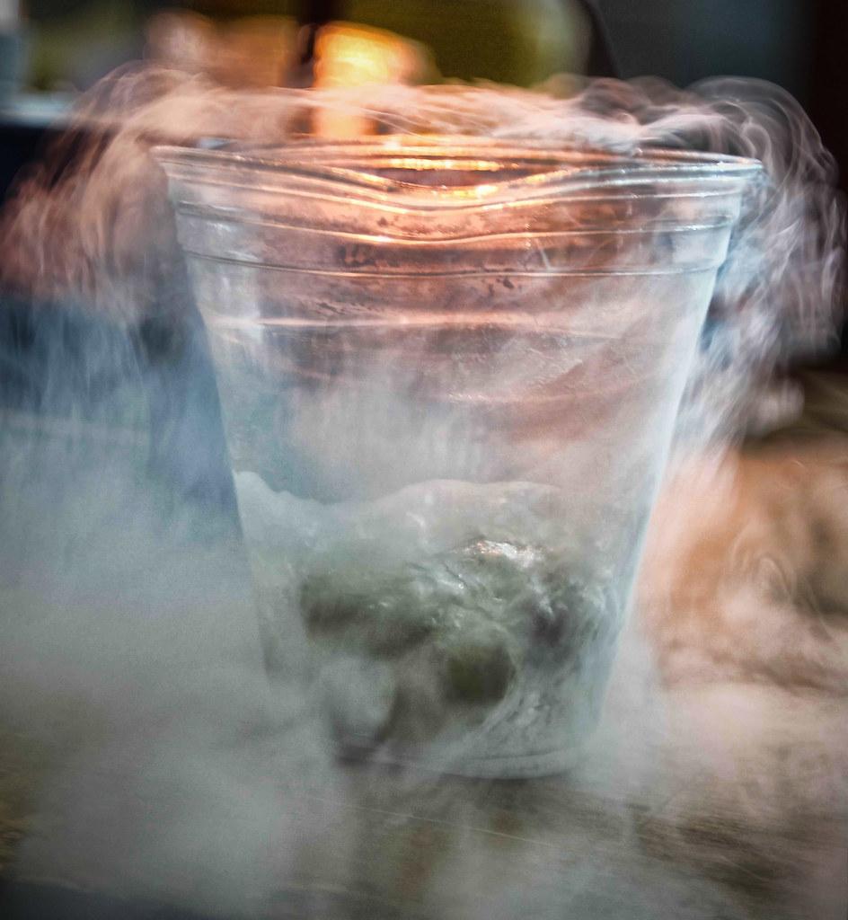 InstaFreeze | Volunteers demonstrated an instant chemical fr… | Flickr