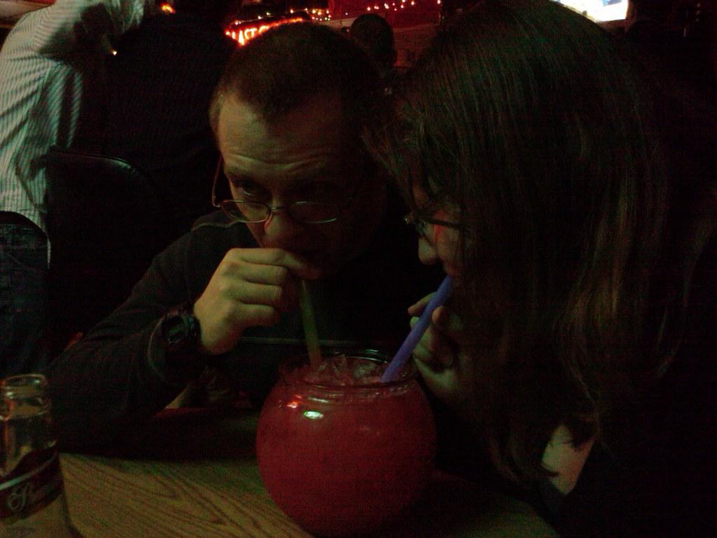 Fish Bowl Drinking Glasses Melbourne
