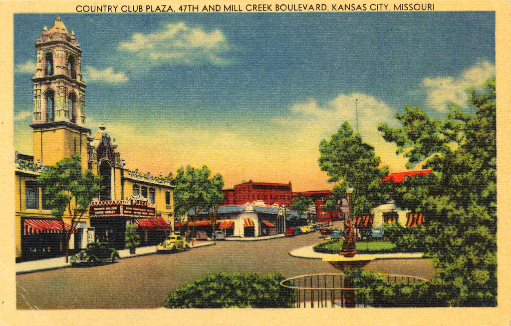 Country Club Plaza Hotels Kansas City Mo