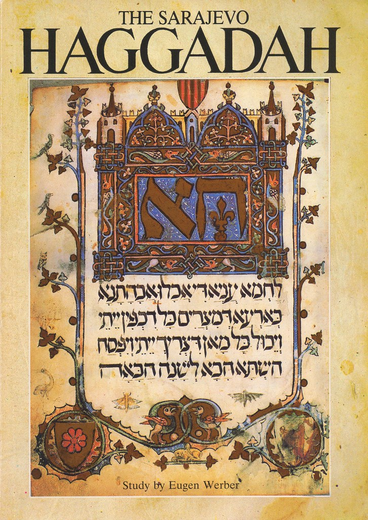 The Sarajevo Haggadah | Flickr - Photo Sharing!