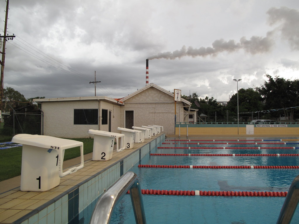 Mount Isa Swimming Pool Grant Salmond Flickr