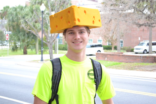 Cheese Head | by gilmorec