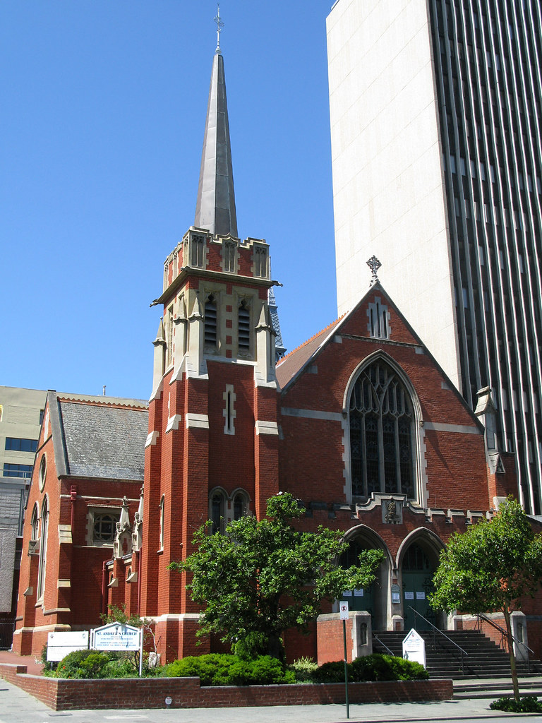 St andrew 39 s uniting church 36 st georges terrace perth for 5 st georges terrace perth
