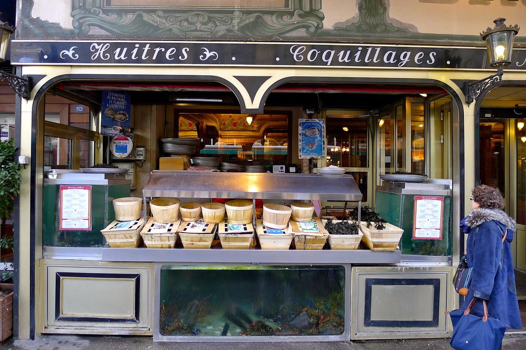 Mollard Restaurant Paris