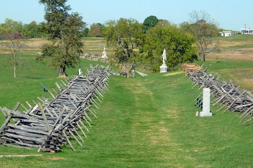 The Bloody Lane, a killing field at Antietam National Battlefield | by Alaskan Dude