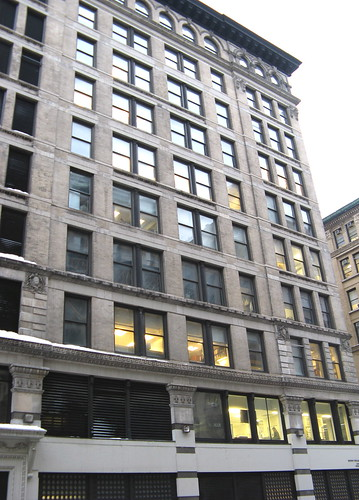 Brown Building - Site Of Triangle Shirtwaist Factory Fire | by MindfulWalker