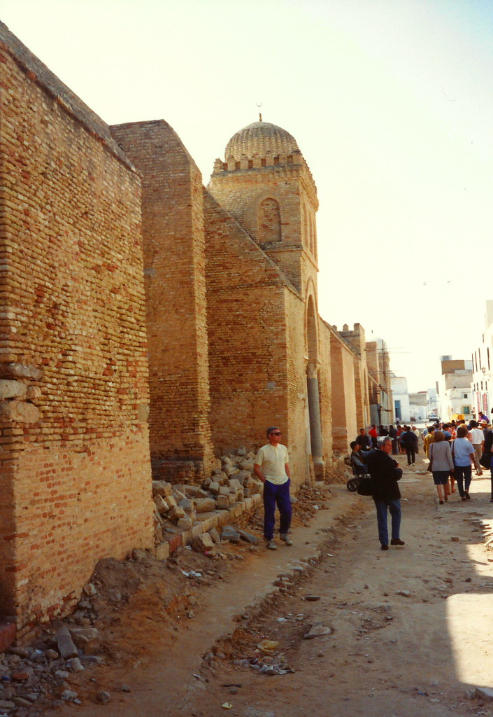 Kairouan Tunisia Tunisia Kairouan la