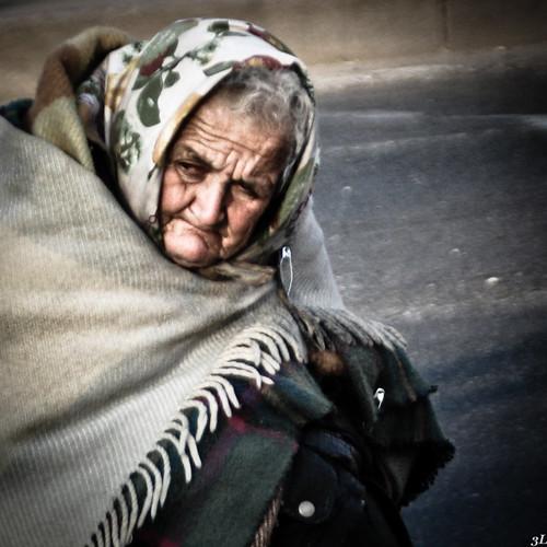 Homeless Granny