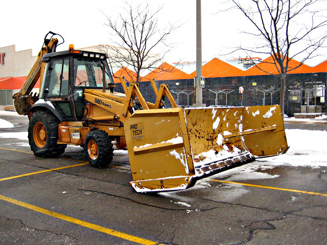 snow removal machine home depot