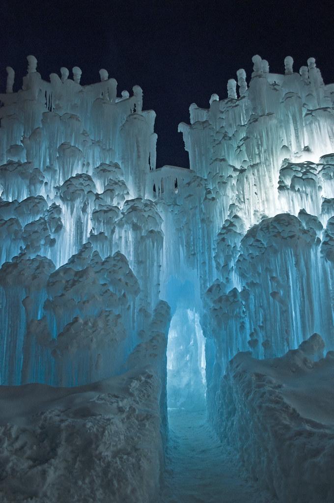 ice castle by kimesama - photo #19