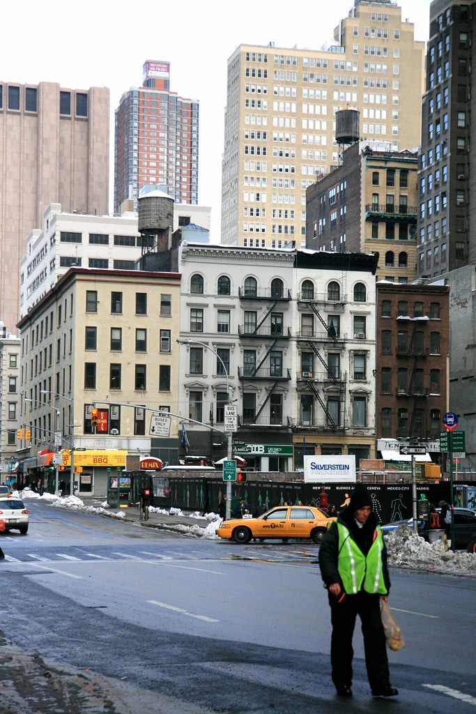 City Line Avenue >> New York City, Lower Manhattan, Church St. | Source : Wikipé… | Flickr