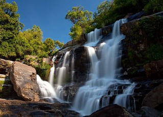 Mae Klang Waterfall น้ำตกแม่กลง | by Rob Moseley