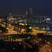 Night view from Miramar