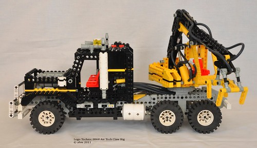 lego technic 8868 air tech claw rig flickr photo sharing. Black Bedroom Furniture Sets. Home Design Ideas