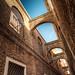 Venetian Dutch Angle - (HDR Venice, Italy)