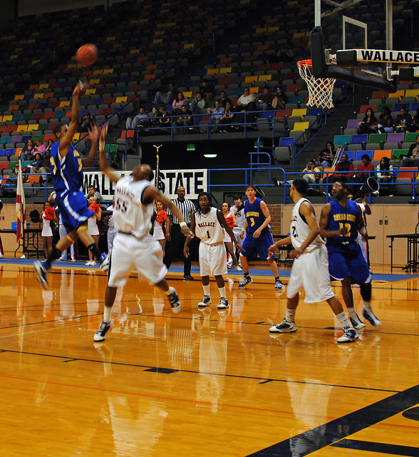 Snead State Basketball Vs Wallace State Hanceville 02  Flickr - Photo Sharing
