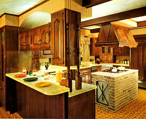 Kitchen Colors Of The 50 S 60 S And 70 S Expolounge
