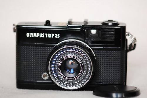 Photo Olympus Trip 35 Olympus Trip 35 Black