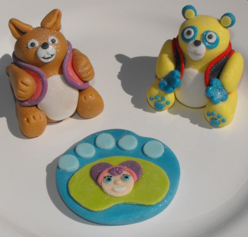 Specialagentososparkled These Are Special Agent Oso Cake
