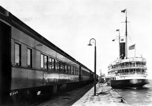 Havana Special met by the steamer Governor Cobb: Key West, Florida | by State Library and Archives of Florida