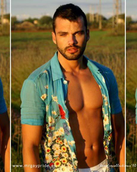 Mr Gay Israel 71