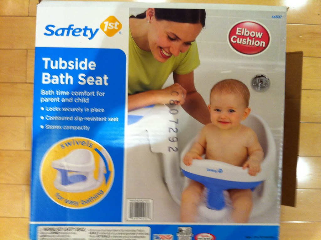 Safety First Infant Bath Seat Mobroicom