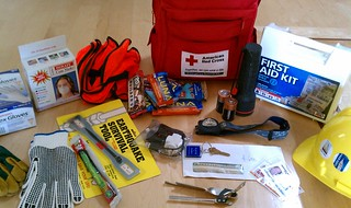 Earthquake Survival Kit | by Global X