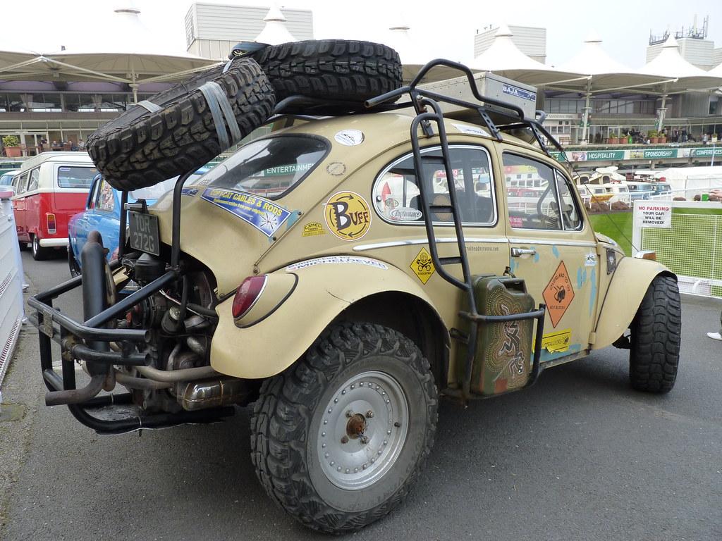 Vw Baja Beetle Volksworld Show 2011 Esher Surrey Uk