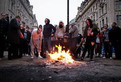 Breakaway Protesters