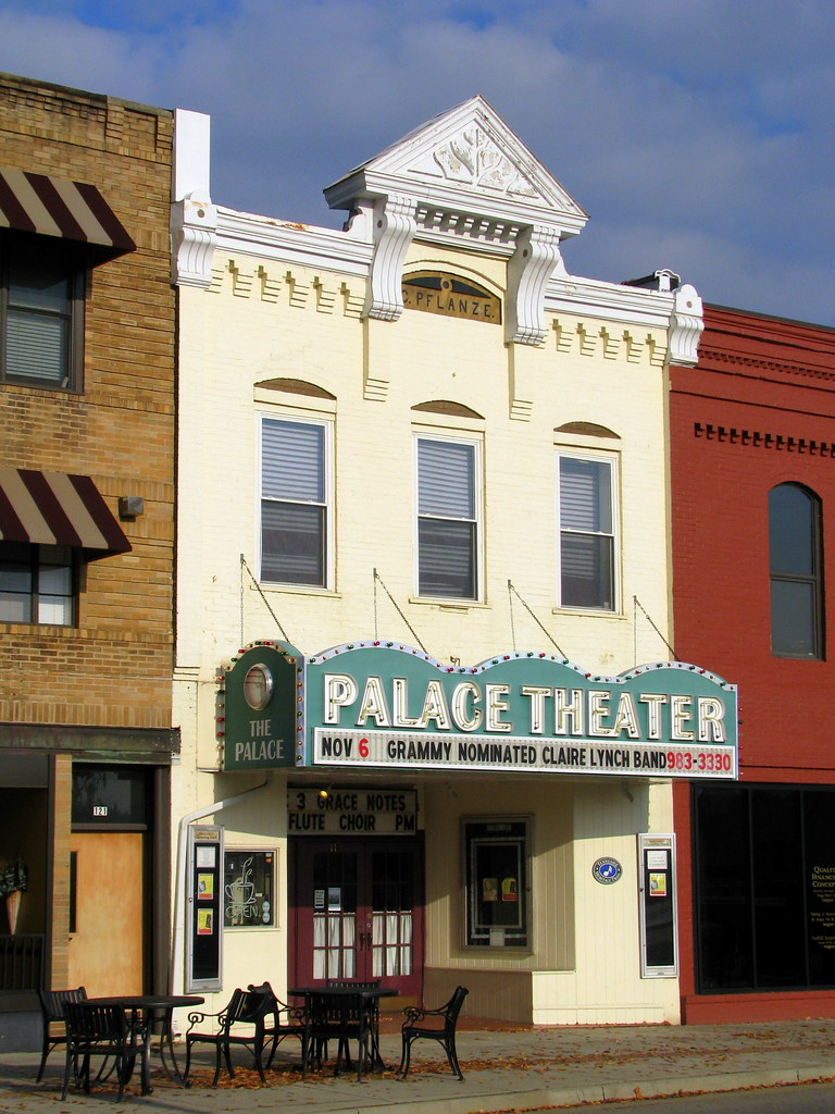 Palace Theater Maryville Tn Along With The Capitol