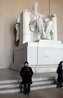 Lincoln Memorial | by EricaLucci