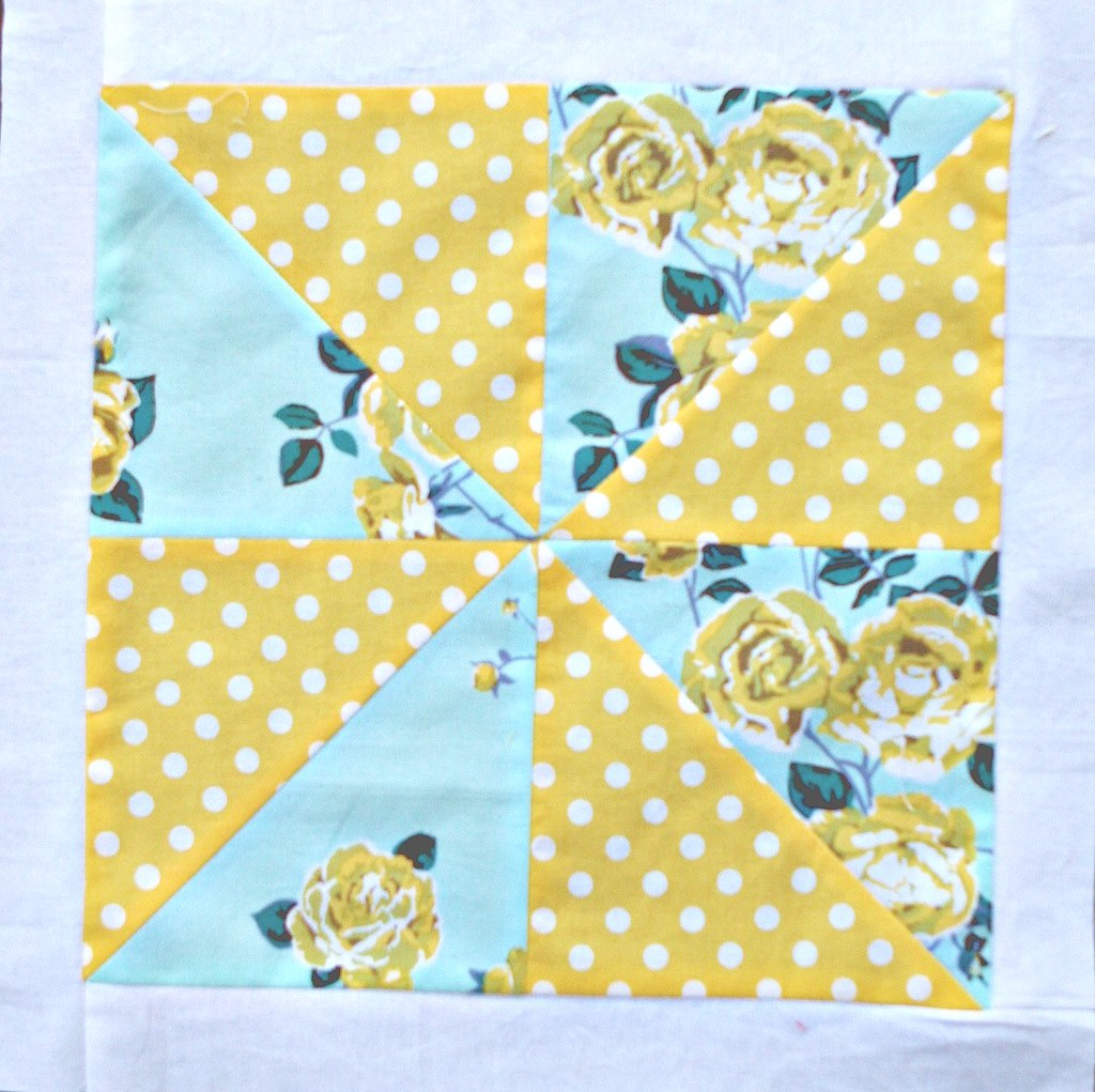 Quilt Patterns Using 12 Inch Squares : 12.5 inch quilt block for Quilts for Queensland Megan Normoyle Flickr