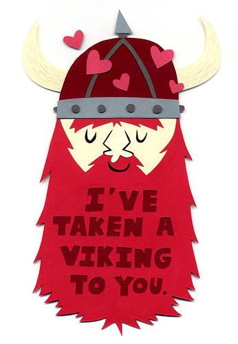 I Ve Taken A Viking To You Valentine Furry Axed Wielding